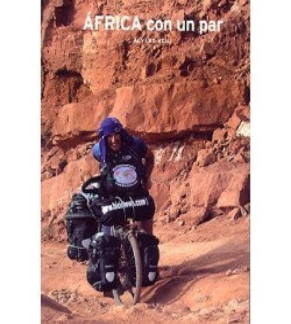 África con un par