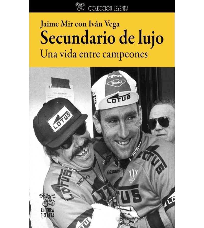Secundario de lujo Biografías 978-84-943522-5-6