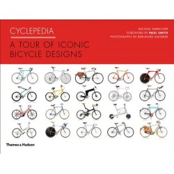 Cyclepedia: A Tour of Iconic Bicycle Designs Inglés 9780500515587 Michael Embacher