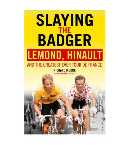 Slaying the badger Inglés 9780224082914 Richard Moore