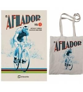 """Pack promocional """"El Afilador Vol. 1"""" + totebag"""