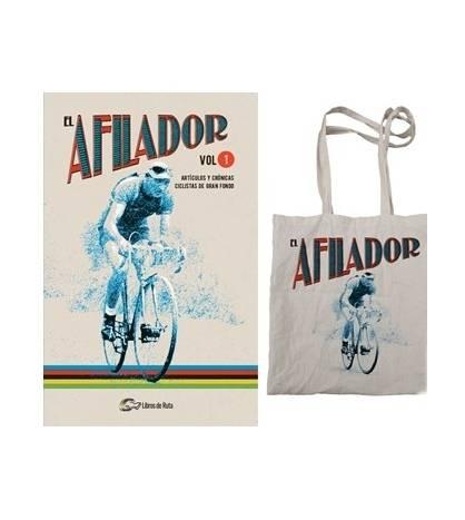 """Pack promocional """"Una dura carrera"""" + """"El Afilador Vol. 1"""""""