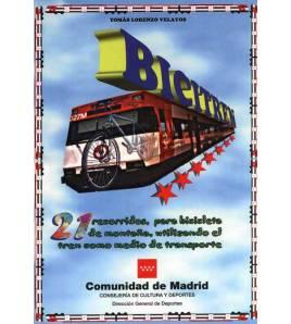 Bicitren, rutas en bicicleta de montaña desde estaciones de tren Guías / Viajes 978-84-451-2700-1