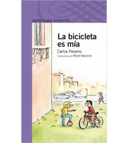 La bicicleta es mía Infantil 978-84-9122-019-0 Carlos Peramo