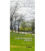 Paseos en bicicleta por la red de itinerarios verdes de Alava