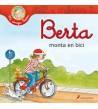 Berta monta en bici Infantil 978-84-9838-585-4 Liane Schneider