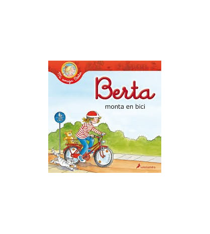 Berta monta en bici