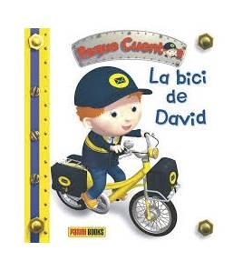 La bici de David. Peque Cuentos Infantil 9788490943939 VV.AA.