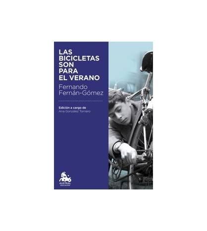 Las bicicletas son para el verano Novelas / Ficción 978-84-670-4979-4