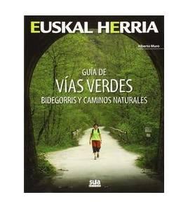 Guía de vías verdes. Bidegorris y caminos naturales Guías / Viajes 978-84-8216-573-8 Alberto Muro