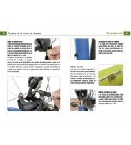 Guía de bolsillo. Reparaciones en ruta. Bicicleta de carretera Mecánica  9788416676378 Jochen Donner y Daniel SimonJochen Don...